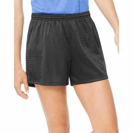 Hanes O9082 Sport Women's Mesh Shorts
