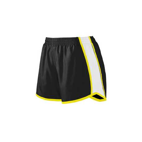 Augusta Sportswear 1266 Girl's Jr. Fit Pulse Team Short