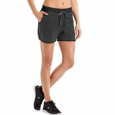 Hanes O9347 Sport Women's French Terry Shorts