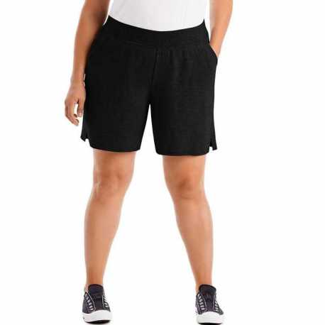 Just My Size OJ206 Cotton Jersey Pull-On Women's Shorts
