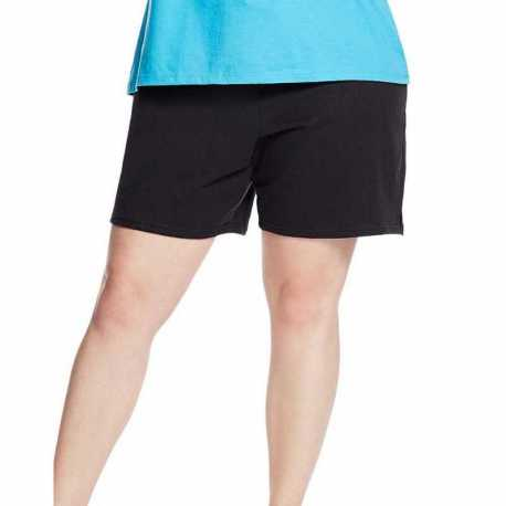 Just My Size OJ234 X-Temp French Terry Women's Shorts with Pockets