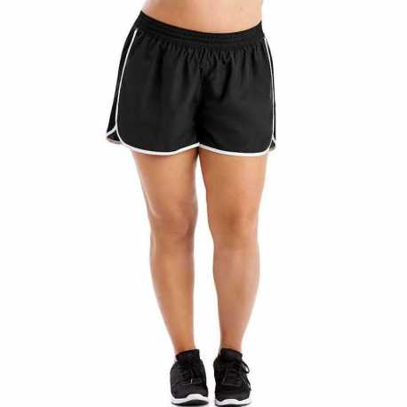 Just My Size OJ362 Active Woven Run Shorts