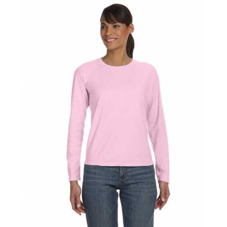 Comfort Colors C3014 Ladies' 5.4 oz. Long-Sleeve T-Shirt