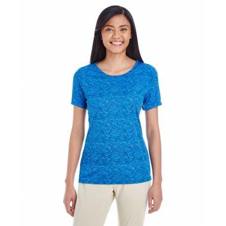 Holloway 229372 Ladies' Space Dye Short-Sleeve T-Shirt