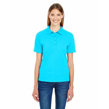 Hanes 035P Ladies' X-Temp Pique Polo with Fresh IQ