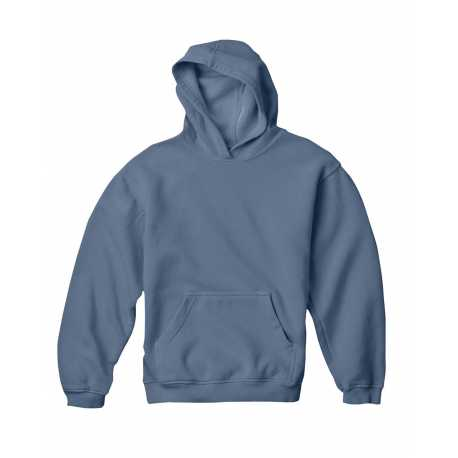 Comfort Colors C8755 Youth 10 oz. Garment-Dyed Hooded Sweatshirt