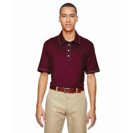 Adidas Golf A125 Men's puremotion Piped Polo