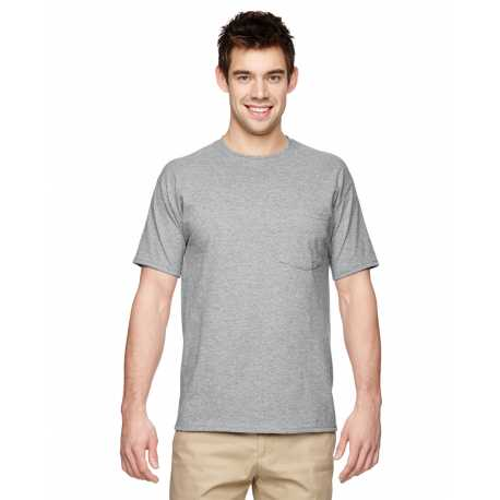 Jerzees 29P Adult 5.6 oz., DRI-POWER ACTIVE Pocket T-Shirt