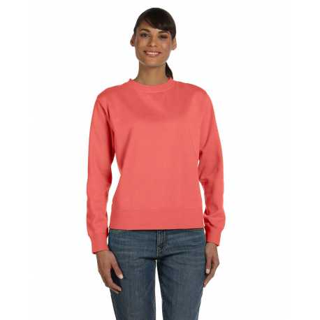 Comfort Colors C1596 Ladies' 9.5 oz. Crewneck Sweatshirt