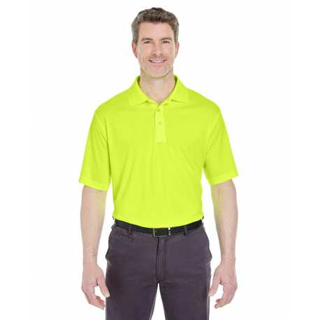 UltraClub 8425 Men's Cool & Dry Sport Performance Interlock Polo