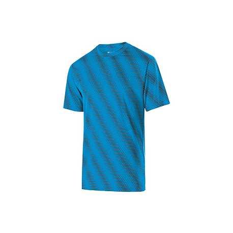 Holloway 222503 Adult Polyester Short Sleeve Torpedo Shirt