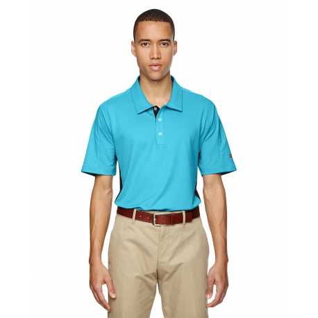 Adidas Golf A128 Men's puremotion Colorblock 3-Stripes Polo