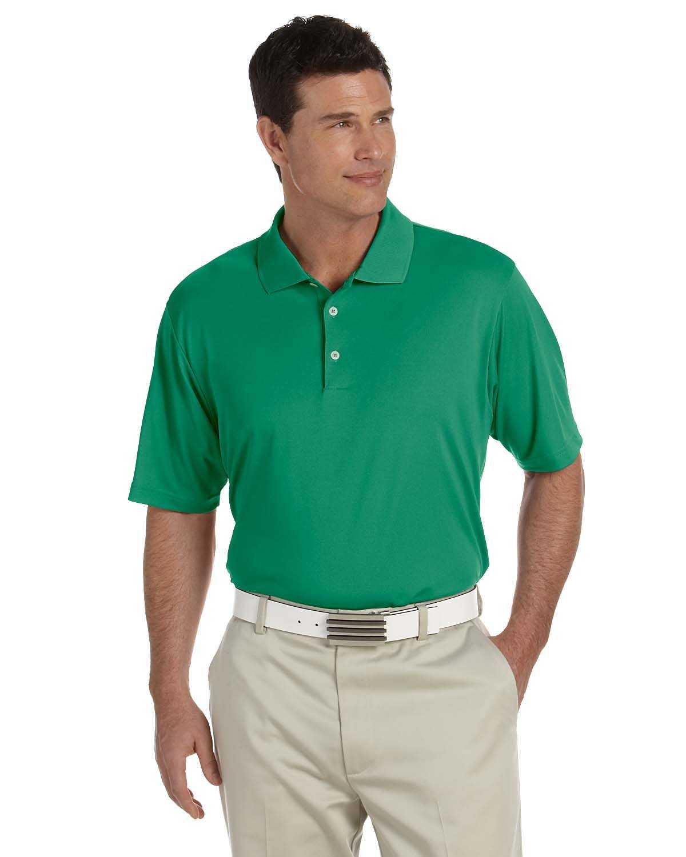 adidas golf a121 men's climalite shortsleeve pique polo