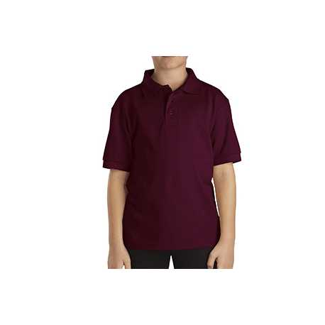 Dickies KS4552 Boy's Short-Sleeve Performance Polo