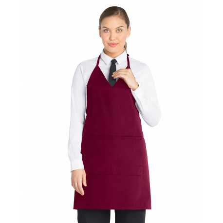 Dickies DC53 V-Neck Tuxedo Apron with Snaps