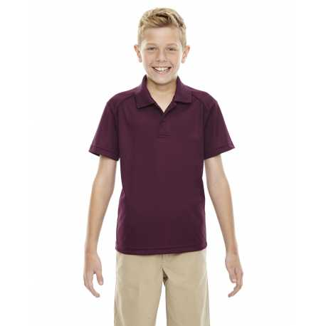 Extreme 65108 Youth Eperformance Shield Snag Protection Short-Sleeve Polo
