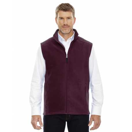 Core365 88191 Men's Journey Fleece Vest