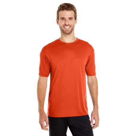 C2 Sport C5100 Men's 100% Poly Performance Short-Sleeve T-Shirt