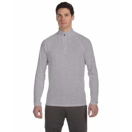 All Sport M3006 Unisex Quarter-Zip Lightweight Pullover