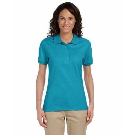 Jerzees 437W Ladies' 5.6 oz., SpotShield Ladies' Jersey Polo