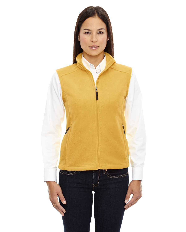 Womens Trim Vest - Grey with White   Uniform Edit
