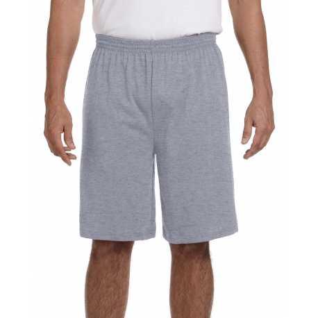 Augusta Sportswear 915 Adult Longer-Length Jersey Short
