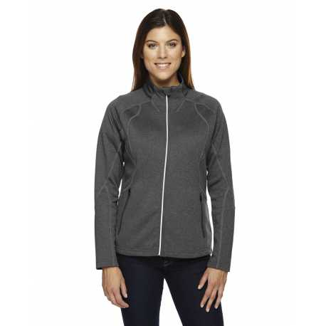 North End 78174 Ladies' Gravity Performance Fleece Jacket