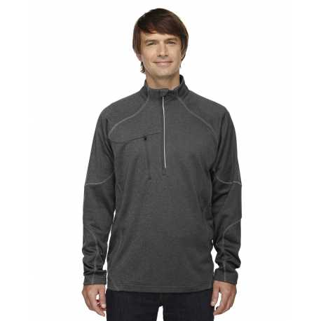 North End 88175 Adult Catalyst Performance Fleece Quarter-Zip