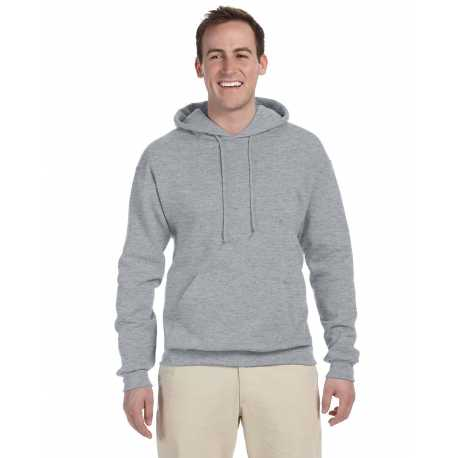 Jerzees 996 Adult 8 oz. NuBlend Fleece Pullover Hood