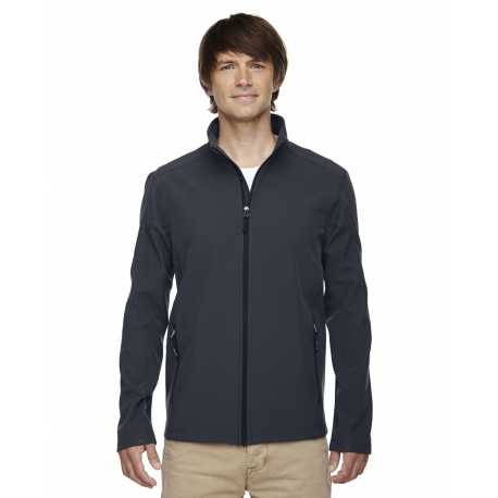 Core365 88184 Men's Cruise Two-Layer Fleece Bonded Soft Shell Jacket