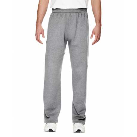 Fruit Of The Loom SF74R Adult 7.2 oz. Sofspun Open-Bottom Pocket Sweatpants