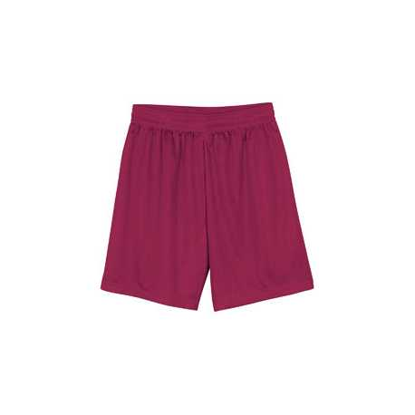 "A4 N5184 Men's 7"" Inseam Lined Micro Mesh Shorts"
