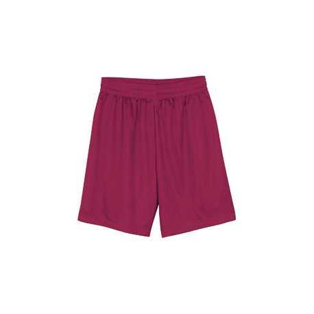"""A4 N5255 Men's 9"""" Inseam Micro Mesh Shorts"""
