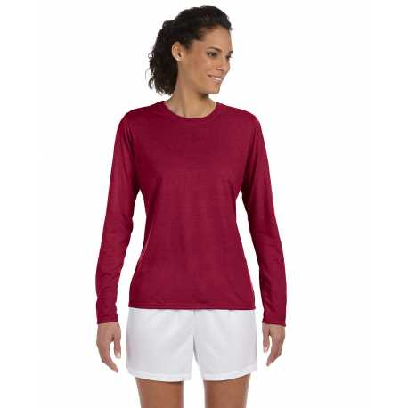 Gildan G424L Ladies' Performance 5 oz. Long-Sleeve T-Shirt