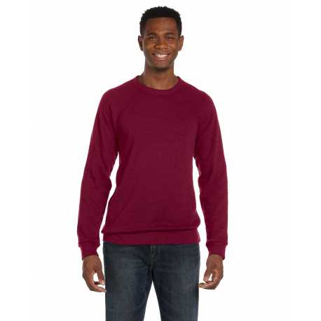 Bella + Canvas 3901 Unisex Sponge Fleece Crew Neck Sweatshirt