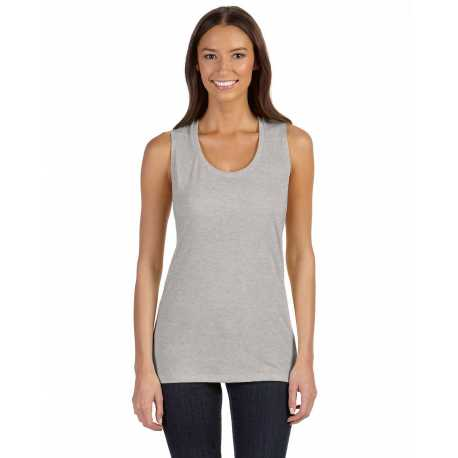 Bella + Canvas B8803 Ladies' Flowy Scoop Muscle Tank