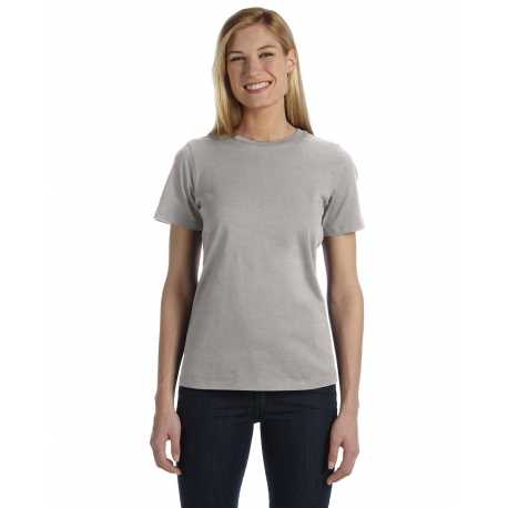 Bella + Canvas B6400 Ladies' Relaxed Jersey Short-Sleeve T-Shirt