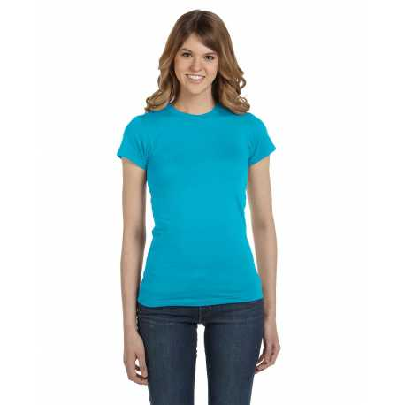 Anvil 379 Ladies' Ringspun Junior Fitted T-Shirt