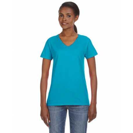Anvil 88VL Ladies' Lightweight V-Neck T-Shirt