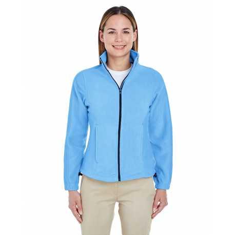 UltraClub 8481 Ladies' Iceberg Fleece Full-Zip Jacket