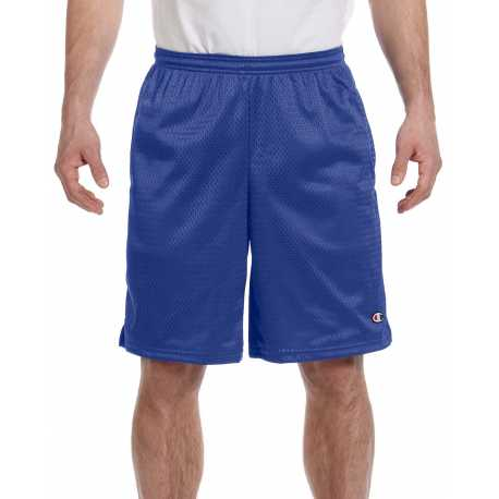 Champion 81622 3.7 oz. Mesh Short with Pockets