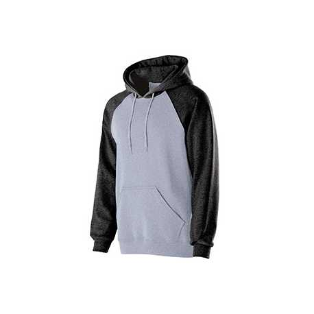 Holloway 229279 Youth Cotton/Poly Fleece Banner Hoodie