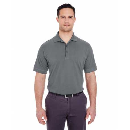 UltraClub 8550 Men's Basic Pique Polo