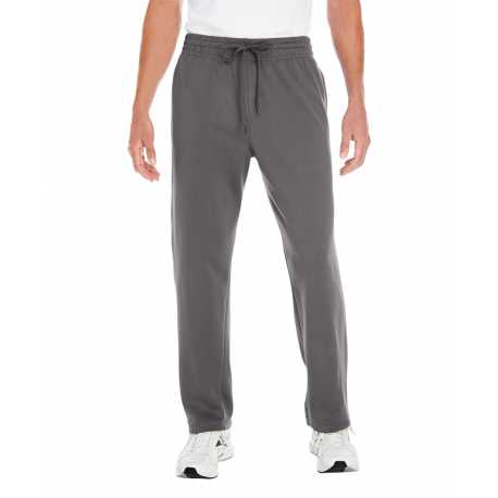 Gildan G994 Adult Performance 7.2 oz Tech Open Bottom Sweatpants with Pockets