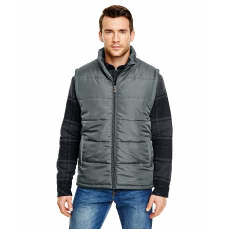 Burnside B8700 Adult Puffer Vest