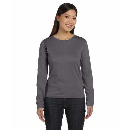 LAT 3588 Ladies' Long Sleeve Premium Jersey T-Shirt