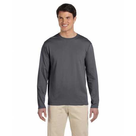 Gildan G644 Adult Softstyle 4.5 oz. Long-Sleeve T-Shirt