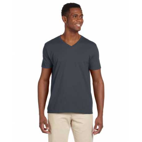 Gildan G64V Adult Softstyle 4.5 oz. V-Neck T-Shirt