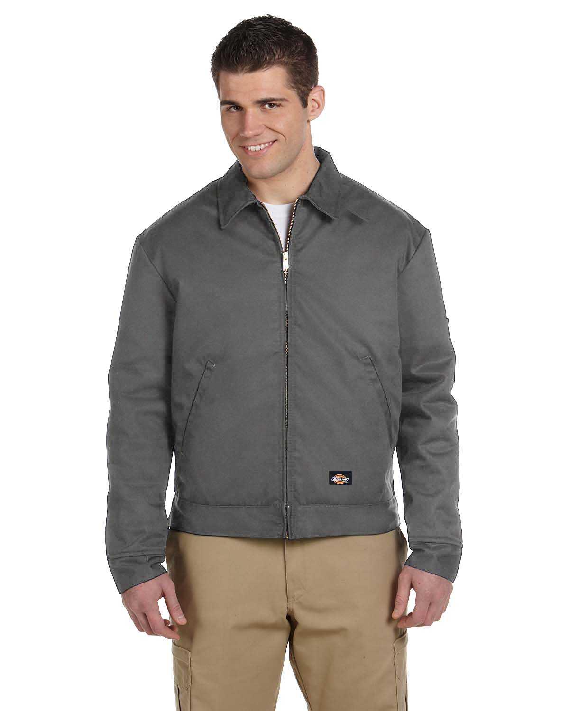 Dickies Jt15 Men S 8 Oz Lined Eisenhower Jacket