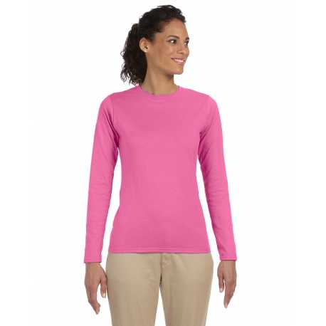 Gildan G644L Ladies' Softstyle 4.5 oz. Long-Sleeve T-Shirt